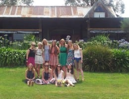 Social tours to the Yarra Valley