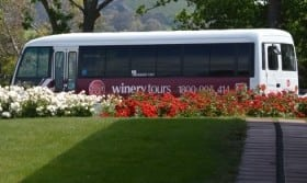 The day touring bus