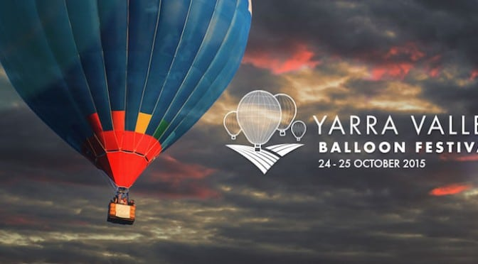 Yarra Valley Balloon Festival