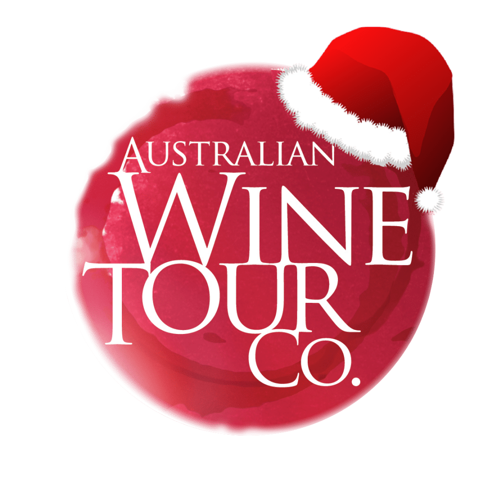 Aust Wine Logo xmas