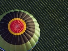 Global Ballooning in Victoria's Yarra Valley