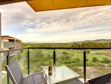 The views at Balgownie Estate