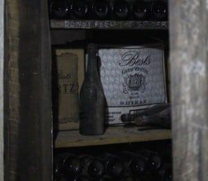 Best's Wine cabinet