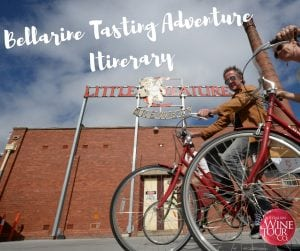 Bellrine Two- A tasting adventure